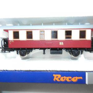 Roco 54334 – Personenwagen 2. Klasse, DR
