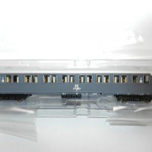 Roco 74604 – Reisezugwagen 2. Klasse, FS , grau , Ep.IV