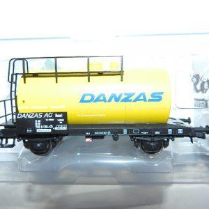 "Roco 76780 – Kesselwagen ""Danzas"", DB"