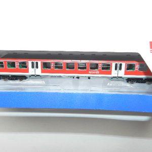 Piko 40642 N Personenwagen  2. Klasse DB AG Ep.VI  Spur N